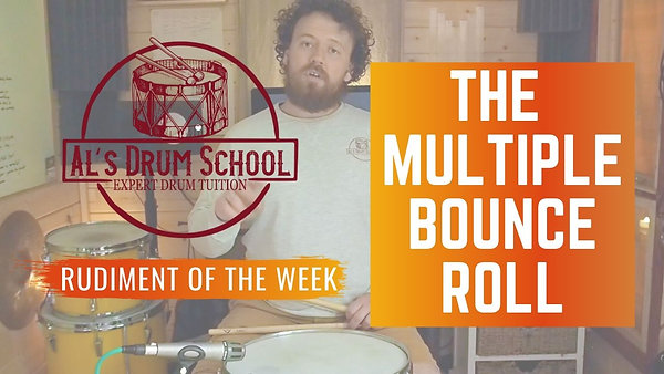 The Multiple Bounce Roll