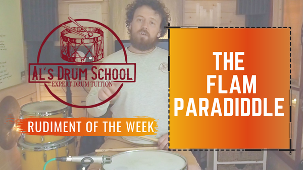 The Flam Paradiddle