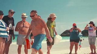 Bermuda Sandcastle Competition