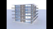 RENDERING EDIFICIO RESIDENZIALE                  RESIDENCIAL BUILDING CONCEPT RENDERING