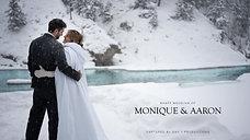 Banff Wedding of Monique & Aaron