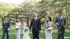 Edmonton Wedding of Chau Chau & Edward