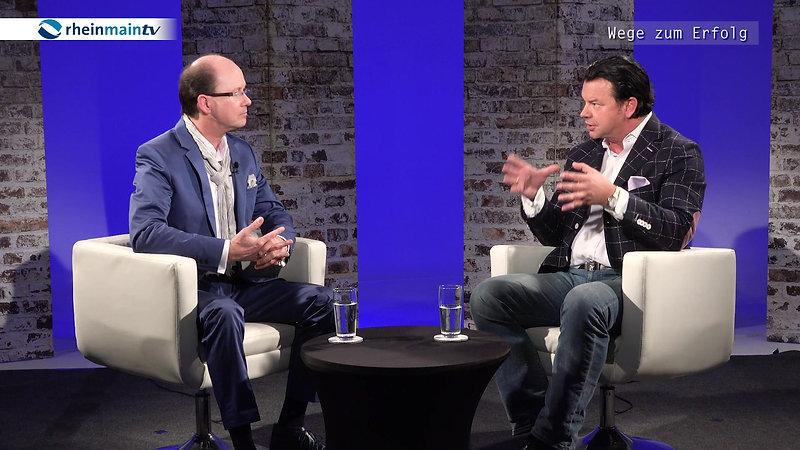 Wege zum Erfolg - TV Interview