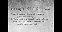 Eidolight Pronunciation