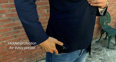 Shielding Pockets