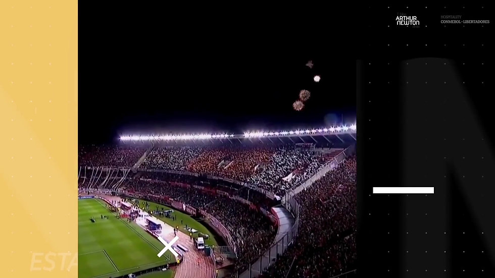 Hospitality - Estadio Monumental - Copa Conmebol Libertadores - River Plate vs Cruzeiro.