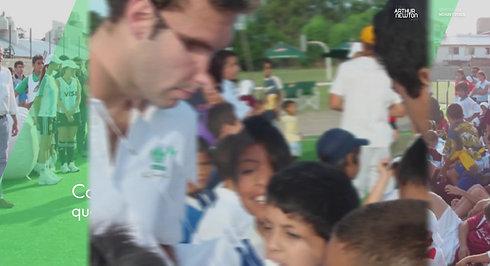 Adidas: Credencial Sin Potreros No Hay Fútbol.