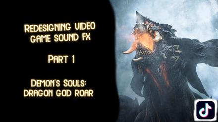 Redesigning Video Game Sound FX: Part 1
