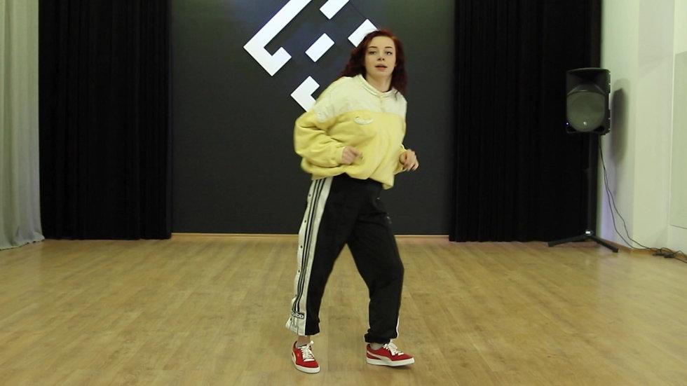 "Urban Choreo tutorial - Amber Mark ""Mixer"""