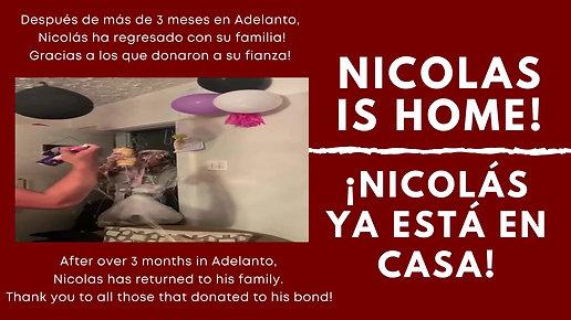 Nicolas Home Video