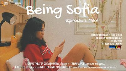 Being Sofia: Pilot Teaser