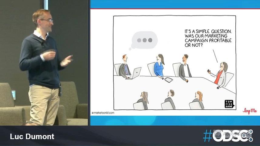 ODSC: AI Disruption for the Marketing World