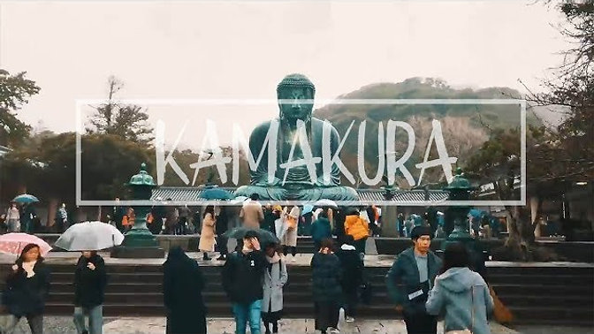 Kamakura Japan travel iphone8 Dji osmo mobile 2