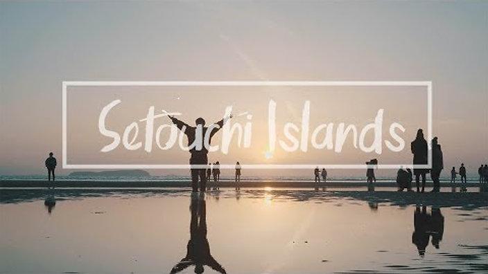 Setouchi Islands Chichibugahama Cinematic Vlog
