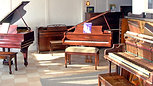 Merrimans' Complete Piano Service
