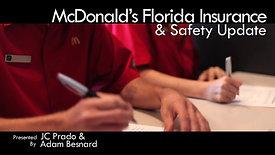 McDonald's Insurance Intro