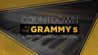 SPECTRUM NEWS 1 NETWORK SPECIAL: Countdown to the Grammys