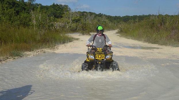 ATV Jungle Adventure Tours