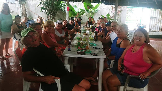 Cantina Crawls In Cozumel