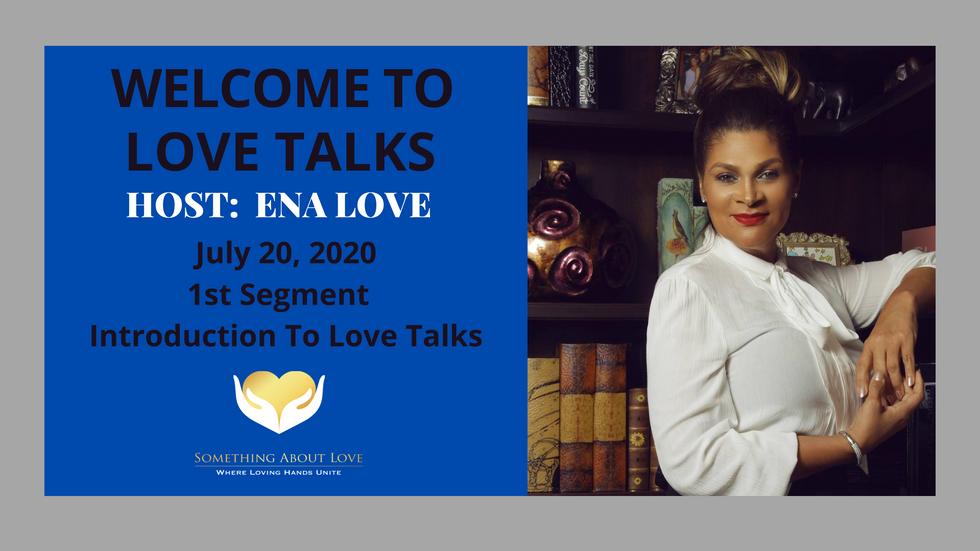 LOVE TALKS
