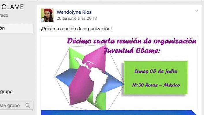 Juventud CLAME 2017 F