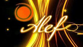 Alef event agency. Графическая заставка 2
