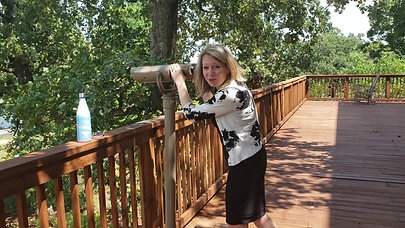 Visiting the Janet Huckabee Nature Center