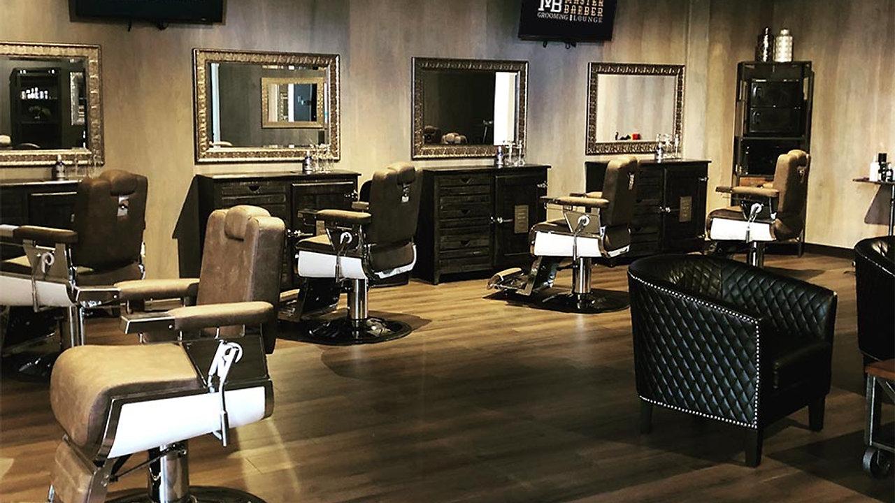 Master Barber Lounge