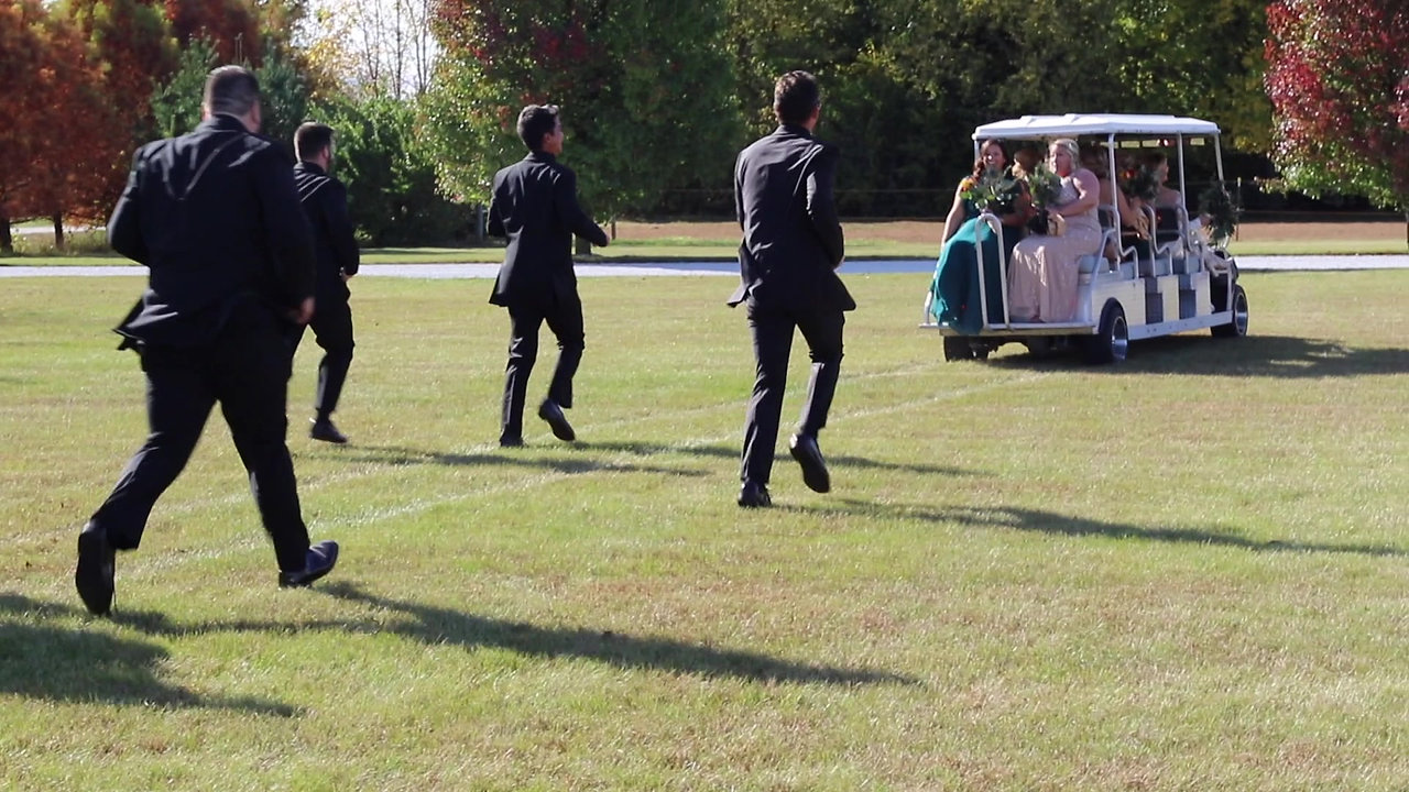 Matt & Katlyn's Wedding Day