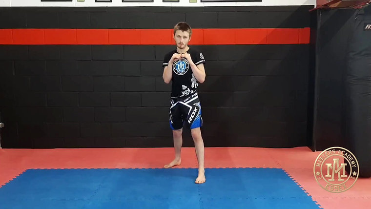 BJJ Foundations: Stand Up Solo Drills