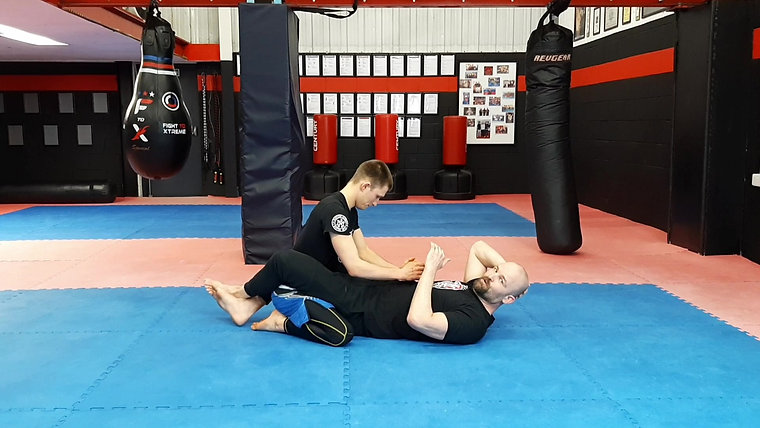 BJJ Foundations: Closed Guard Sweeps
