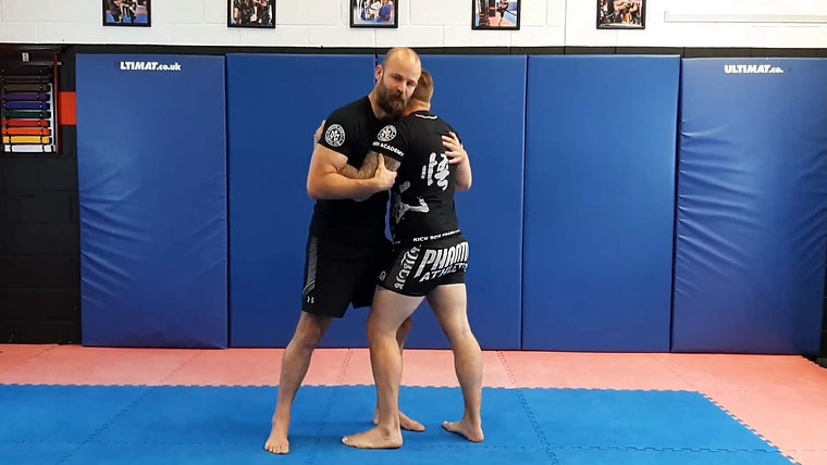 BJJ Foundations: Stand Up Positions