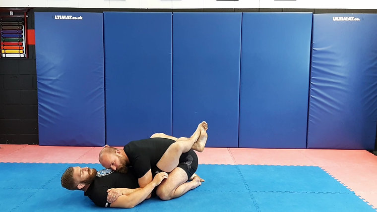 BJJ Foundations: Ground Positions