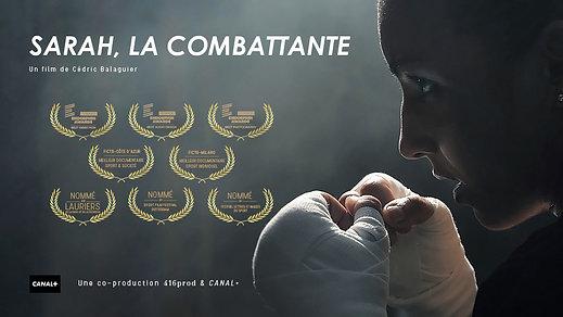 Trailer Documentaire - Sarah la combattante