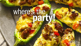 Jalapeno Party Poppers Swaggerty's Sausage