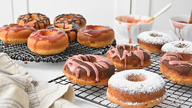 Cake Doughnuts, Cracker Barrel Tasty Videos