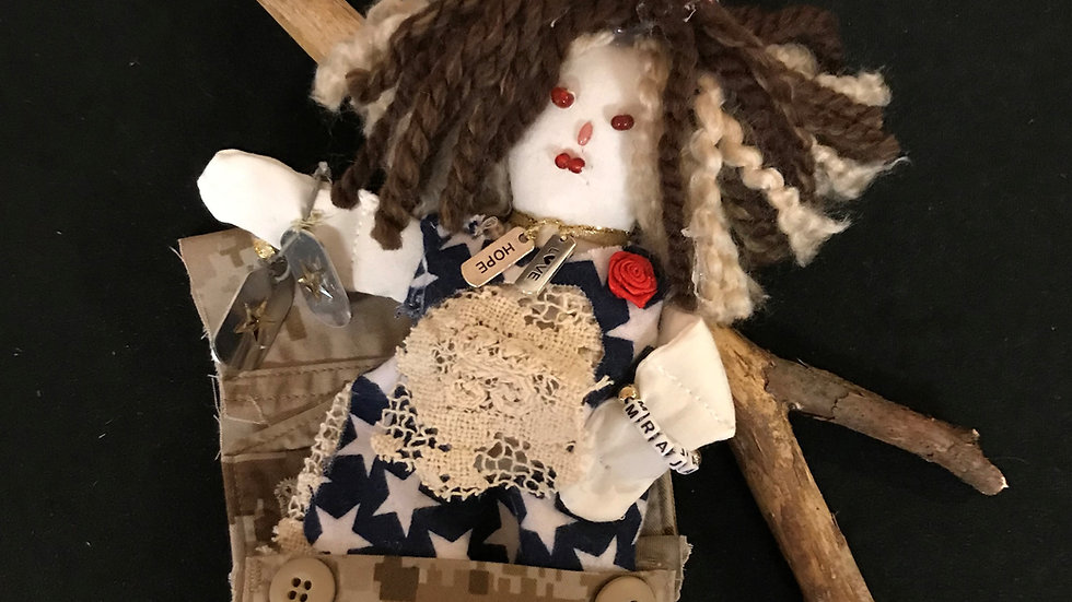 Trauma, Loss & Doll Making