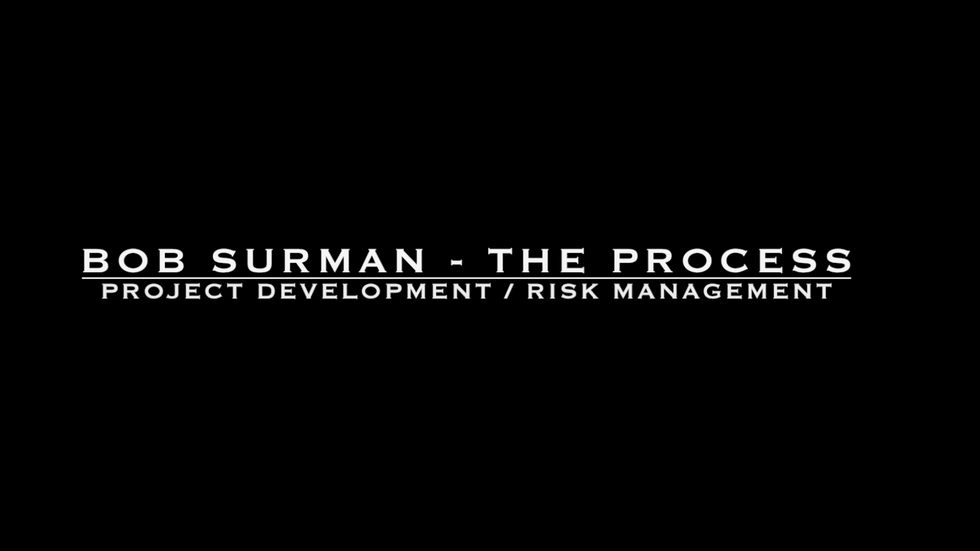 BOB SURMAN - THE PROCESS