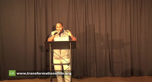 Transformation Of Life Sunday Worship Service