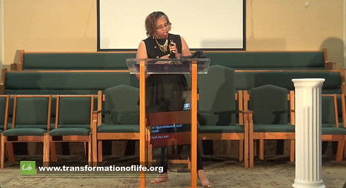 Transformation of Life Service 7/25/2021
