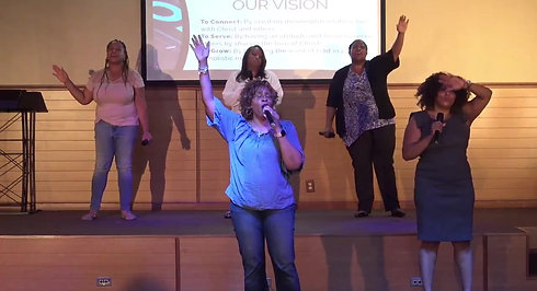 Transformation Of Life Sunday Worship Service with Pastor Naton Eaton Jr.