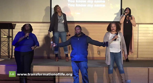 Transformation Of Life Sunday Worship Service 11/22/2020