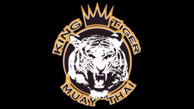 King Tiger Muay Thai practice.
