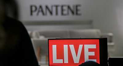 Pantene Facebook Live