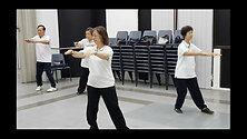Tai Chi Practice 24-Step 杨式简化24式
