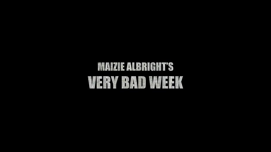 Maizie Albright Star Detective