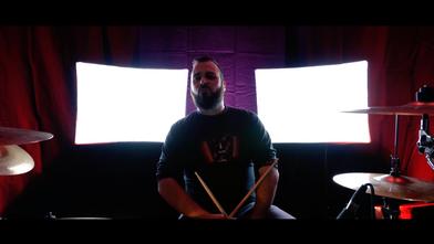 Whiplash Drum cover