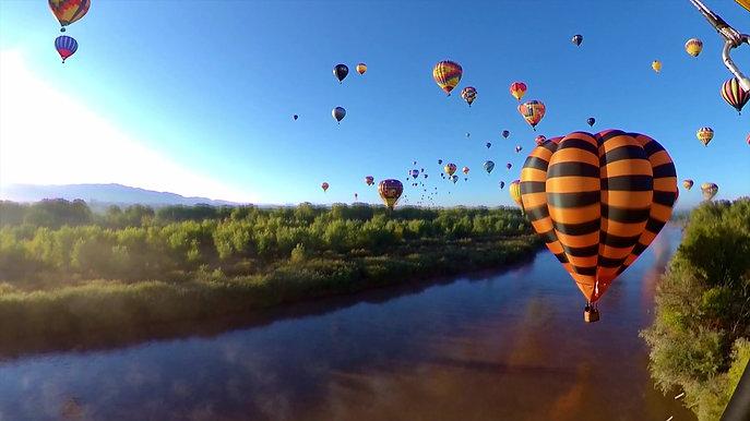 Balloon Fiesta Experience 2019