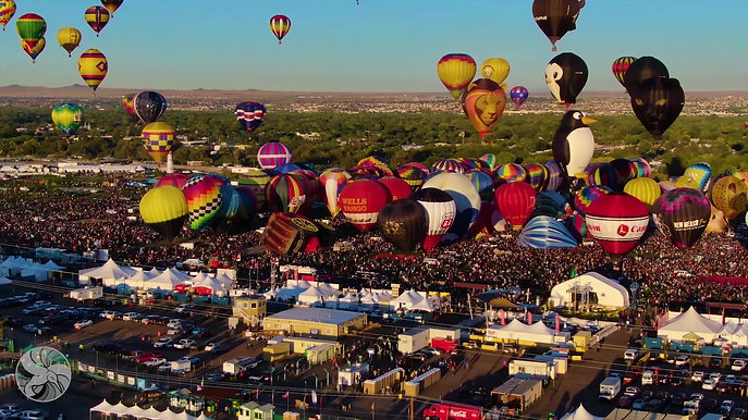 Balloon Fiesta 2019  |  DAY TWO