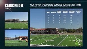 Nick Novak's Virtual FA Workout #7